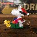 90s Vintage Snoopy PVC (B053)