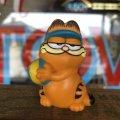 80s Vintage Garfield PVC (B084)