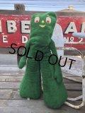 80s Vintage Gumby Plush Doll Jumbo Size!! (B101)