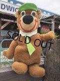 Vintage Knickerbocker Yogi Bear Plush Doll (B102)