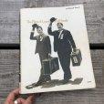 画像1: 70s Vintage Book The Films of Laurel & Hardy (B122) (1)