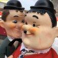 画像7: 70s Vintage Laurel & Hardy Doll Set (B121)
