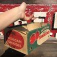 画像1: Vintage Grocery Store Tomato Handy Basket (B129) (1)