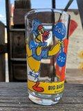 70s Vintage Pepsi Glass Big Baby Huey (B154)
