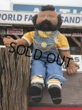 80s Vintage MR.T Cabbage Patch Style Soft Sculpture Doll (B194)