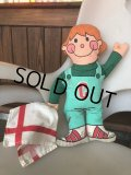 "Vintage Little ""C"" Boy Pillow Doll (B201)"