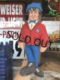 Vintage Service Man Pillow Doll (B215)