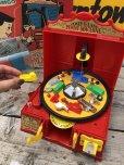 画像12: 50s Vintage Remco Coney Island Penny Machine w/Box (B217)