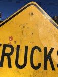 画像4: Vintage Road Sign TRUCK (B241)