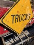 画像3: Vintage Road Sign TRUCK (B241)