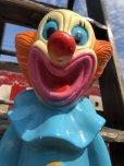 """画像13: Vintage Bozo The Clown 18"""" Big Size Bank Statue (B247)"""