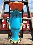 """画像2: Vintage Bozo The Clown 18"""" Big Size Bank Statue (B247)  (2)"""
