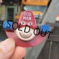 Vintage Card Holder BUD MAN (B258)