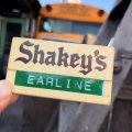 Vintage Name Badge Shakey's (B252)
