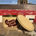 Vintage Tin Can Charles Cookies (B260)