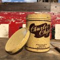 Vintage Tin Can Charles Chips (B262)
