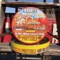 Vintage Tin Can Hershey's Pretzels (B278)
