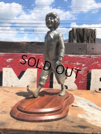 Vintage McDonald's Standing Ronald McDonal Award Statue (B268)