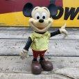 画像1: Vintage Disney Mickey Figure (B261) (1)