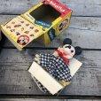 画像6: Vintage Disney Mickey Hand Puppet w/box (B264)