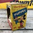画像4: Vintage Disney Mickey Hand Puppet w/box (B264)