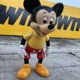 画像2: Vintage Disney Mickey Mini Figure (B266) (2)