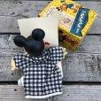 画像8: Vintage Disney Mickey Hand Puppet w/box (B264)