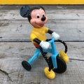 Vintage Disney Mickey Tricycle (B258)