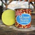 Vintage Tin Can Tom Scott Mixed Nuts (B358)
