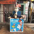 70s Vintage Mattel CAT IN THE HAT Jack in the Box (B330)