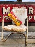 Vintage Luden's Peanut Butter Pillow Cushion (B437)