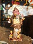 画像1: Vintage OZARK Moonshine Ceramic Toothpick  Holder (B440) (1)