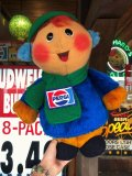 70s Vintage Pepsi Christmas Doll 43cm (B442)