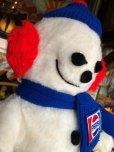 画像3: 70s Vintage Pepsi Christmas Doll Snow Man 52cm (B444)