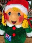 画像5: 70s Vintage Pepsi Christmas Doll 43cm (B440)