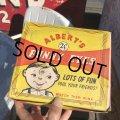Vintage Dime Store Toy ALBERT'S FUNNY EYES (B466)